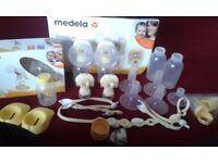 Medela Freestyle Double breast pump damaged