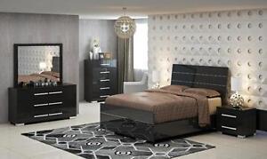 MODERN AND ELEGANT BEDROOM SETS ON SPECIAL REDUCED PRICE !! GRAND FURNITURE SALE!! (ME51)