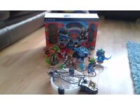 Skylanders ps3 starter pack game plus game abd additional figures