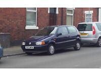 VW polo 1.4 - £170