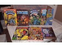 2000 AD Comics & Annuals for sale