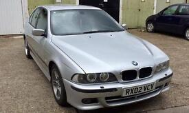 Bmw 530i M Sport 2002 excellent in and out 2 keys