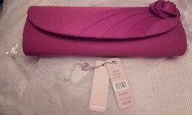 Ladies occasion handbag - pink (Jacques Vert)
