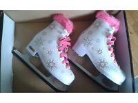 Girls' Ice-Skates