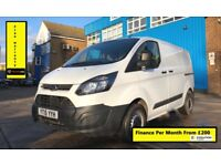 Ford Transit Custom New 2.2 TDCi ECOnetic 270 - Air CON, 46K ,1 Owner, Full Service History,1YR MOT