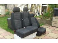 mercedes sprinter driver seats and passanger