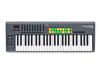 Novation Impulse 49 USB MIDI Electric Keyboard