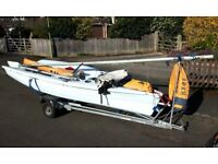 RS VISION (used sailing dinghy), £2900, Hampshire
