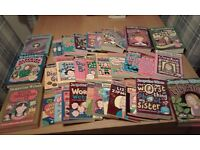 Jacqueline Wilson books huge collection 32 in total