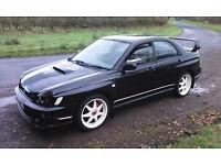 Subaru Impreza Bugeye WRX Black