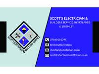 Electrician & Handyman Services