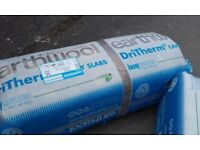 2 packs plus 3/4 pack Dritherm insulation surplus to requirements