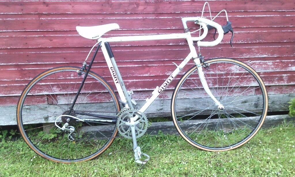 Giant Speeder Lite Gents Road Bike 1990s Vintage Retro Collectable