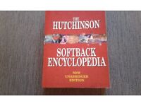 The Hutchinson Softback Encyclopedia (New unabridged edition)