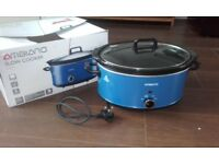 ambiano slow cooker, never been used, great condition, pick up only, need gome asap.