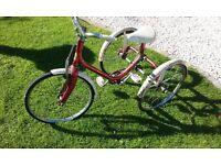 Vintage Chids Bike (Trike) SOLD