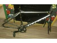 Got a subway 2 road bike frame and parts swap or sell