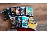 Windows PC games - assorted
