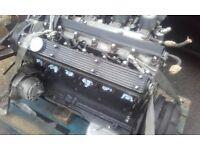 JAGUAR MK10/420 COMPLETE ENGINE 4.2 TRIPLE CARBS -POSS E-TYPE