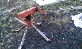 BELL CEMENT MIXER STAND
