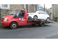 Car and Van Breakdown Recovery Transport & Accident Services - 24hrs - NATIONWIDE
