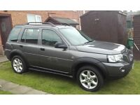 2004 FREELANDER XEI 1.8 5 DOOR