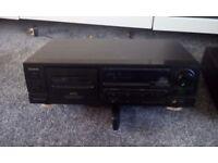Aiwa tape deck ad-f450