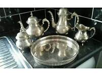 Old silver wear new condition
