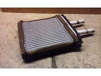 Daewoo Matiz 0.8 litre Heater Matrix