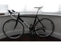 Webbs framed road bike