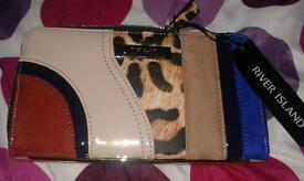 River Island purse. Brand new still with tags.