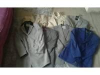 Mens suit & coat clearout