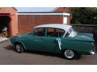 1962 Hillman Super Minx Classic car Great condition, new MOT, all original inside the car