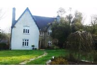 lodger for beautiful well appointed Georgan house in country