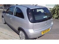 LOVELY CHEAP LITTLE VAUXHALL CORSA 1.2 2003 FOR SALE