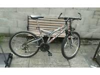 Mountain bike mono shock