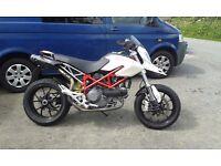 2010 Ducati Hypermotard 1100, Full Ducati Service History
