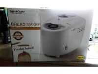 silvercrest bread maker never used still in box.