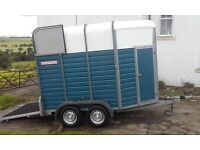 wessex horse trailer very similar to ifor williams