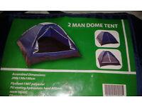 Tent, 2 man lightweight.