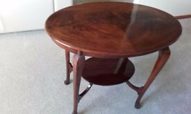 19th C Oval Table