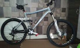 Custom build Mongoose mtb for sale