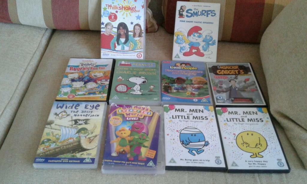 Childs DVD only 50 pence each in Portsmouth Hampshire  : 86 from 91.195.49.243 size 1024 x 614 jpeg 89kB