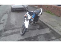 Sinnis SP 125cc Quick Sell, more photos to follow.