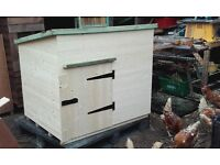large chicken / duck shed