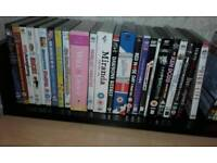 Over 125 dvds joblot