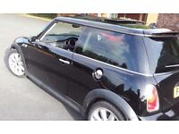 MINI COOPER S SUPERCHARGED
