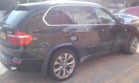 2008 BMW X5 3.0sd M Sport Black Auto