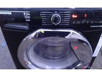 NEW !!! HOOVER WASHER AND DRYER 8/5 KG 1600 SPIN See please Description !