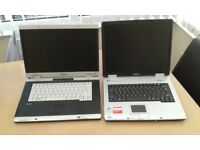 Two Laptops Spares/Repairs